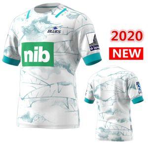 2020 Блюз Primeblue Супер Регби Away Джерси 2020 Новая Зеландия BLUES домой регби Джерси лиги рубашка HOME регби Джерси