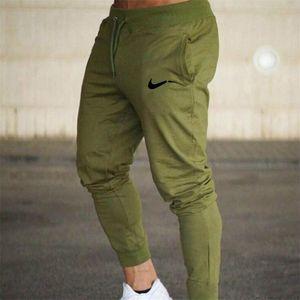 Mens Joggers Casual Pants Fitness Sportswear Tracksuit Bottoms Skinny Sweatpants Trousers Black Gym Jogger Bodybuilding Pants