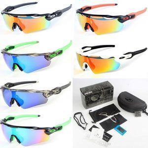 2019 óculos de sol novíssimo Radar polarizadas revestimento de óculos de sol para homens mulheres esportes óculos de equitação óculos Ciclismo Eyewear uv400