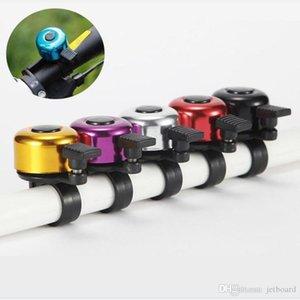 BIKIGHT Алюминиевый сплав велосипед Bell Loud Clear Велоспорт Handlebar сигнализации Горн кольцо велосипед аксессуары - синий