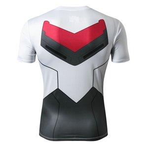 Mode Männer Fußball Trikots Sport Tshirt 3D Gute Qualität Online-Verkauf New Style 47