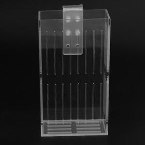 Aquarium Pisciculture Box Double guppys Box incubateur d'incubation Isolation