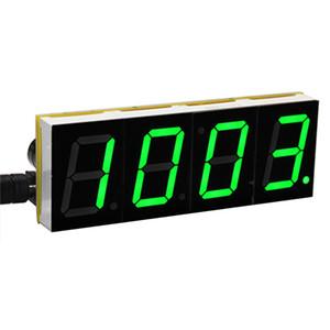 DIY Digital LED Large Screen Display Clock kit Green
