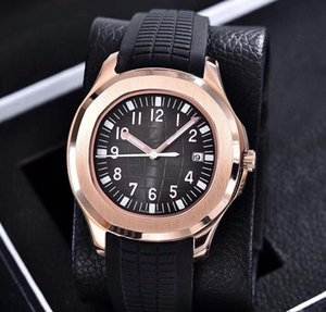 tabie821219 available watch 40mm Aquanaut Automatic 2813 movement steel case comfortable rubber strap original clasp watches bang 01
