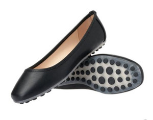 2019 Women's shoes in Spring and Autumn with New style flat bottom Square head @012175