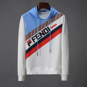 2019 Winter Europe France Paris USA Fashion Luxury Medusa Print Hoodie Pullover Men's Hip Hop Sweater Women's Casual Sweatshirt
