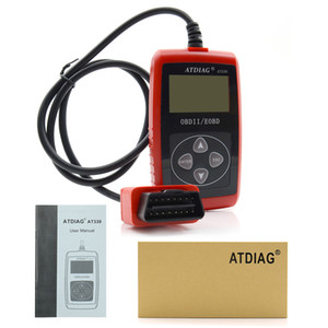 AT330 OBD 원래 ATDIAG은 AT-330car 진단 스캐너 universalAT330 자동 스캐너는 ad310의 al319보다 더 나은 검색 OBD