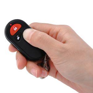 Sistema de alarma de motocicleta de dos vías de control remoto de arranque del motor envío gratuito