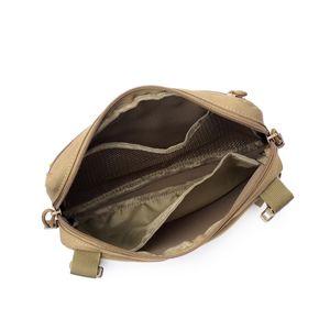 Unisex Tactical Chest Bag Vest Bag Tactical Shoulder Bags Chest Rig Functional Waist Packs Adjustable Waistcoat Pockets