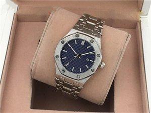 Wholesale Mens Fashion Watch Stainless Steel 41mm Quartz Movement Royal Style 12 Color Male Sport Wristwatch Gift Clock Cheap Sale
