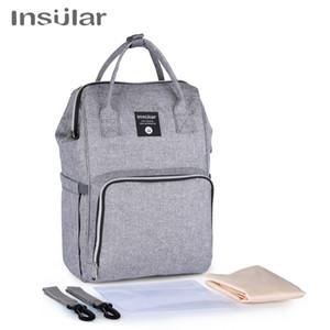 Baby Diaper Backpack Mummy Maternity Nappy Stroller Bag Large Capacity Baby Bag Travel Backpack Designer Nursing Bag