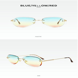 Colorful gradient sunglasses Classic Retro Reflective Sunglasses Color Gradient Lens Sunglasses Colorful gradient australia latest beauty888