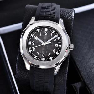 Горячая Оптовая роскошь наручных часов Aquanaut Автоматического движение из нержавеющей стали удобных каучукового ремешка оригинальных обхвати мужчина мужских часы Watc