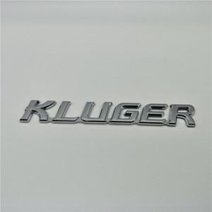 Для Toyota Kluger Hybird Эмблема Задний Хвост Буквы Значок Символ
