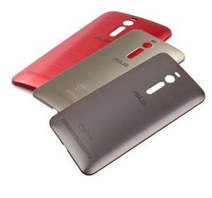 전화 케이스 Zenfone 2 Ze551ml Ze550ml 뒤 표지 케이스 후면 배터리 커버 교체 전원 버튼 Z00ad Nfc