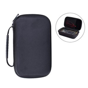 Housse de protection pour sac de rangement de transport pour multimètre numérique Fluke F117c / F17b + / F115c, Eva Pu dure, antichoc, durable