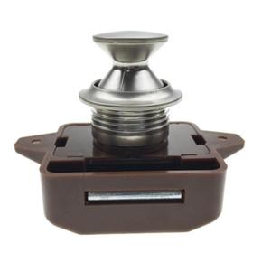 Camper Car Push Lock In lega di zinco RV Caravan Boat Motor Home Office Cabinet Cassetto Chiusure a scatto per hardware per mobili
