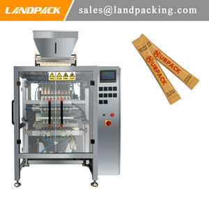 Multi Lanes Sugar Stick гранулированная упаковочная машина