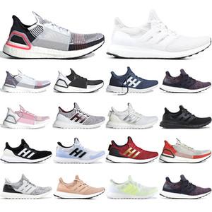 Adidas Boost 2019 Ultra boost 19 tênis para homens mulheres nuvem branco preto Oreo ultraboost 5.0 mens trainer runner sneakers sports