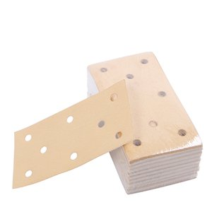 Grain # 60 to # 2000 sheet sanding disc paper for automotive wood