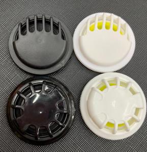 Masque de protection respiratoire 4styles Valve Masque Accessoires Entretien ménager One-Way Masque d'échappement Vannes en noir et blanc de respiration Vannes GGA3542-5