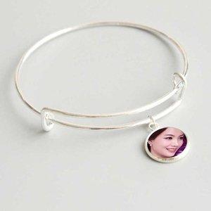 vuoto sublimazione donne braccialetti braccialetto braccialetto di modo calda di trasferimento di stampa di consumo dei nuovi monili arrvial