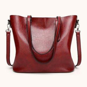 borse da donna di qualità Top-Handle Bag Femminile Tracolla causale di grande capienza di Lady Totes vrouwen handtassen