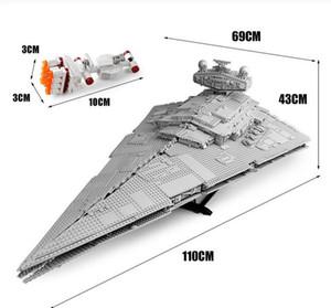 81098 Stern spielt Wars-Kompatibel mit Lepining 75252 imperialen Sternzerstörer Modellbausätze Building Blocks Kinder Weihnachten Spielzeug Geschenke