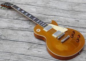 Promoção! guitarra elétrica GD guitarras Humbucker