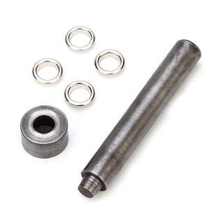 Outil bricolage assistant manuel Outils de réglage en métal Kit Diamètre intérieur Diamètre Oeillets de 3,3.5,4,4.5,5,6,8,10,12,14,16,17,20mm
