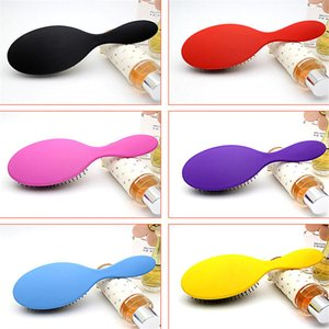 New ins texture matte classic color matching cute massage portable comb card air cushion massage comb