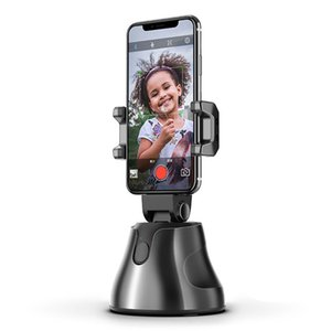Apai Genie Auto Smart Schießen Selfie-Stick 360 ° Objektverfolgung Halter All-in-one Rotation Face Tracking-Kamera-Telefon-Halter