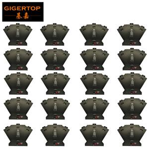 proiettore Controllo fiamma DMX gigertop 20XLOT 3 teste fuoco macchina tripla macchina fiamma per la festa nuziale della discoteca della fase Effetti LLFA