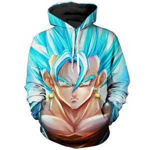 3D Hoodie Sweatshirts Men Women Hoodie Anime Fashion Casual Baseball Jacket Coat College Casual Sweatshirt