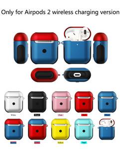 Etui pour chargeur AirPods 2 sans fil pour Apple AirPods Etui protecteur pour AirPods 2 sans fil Airpod2 uniquement