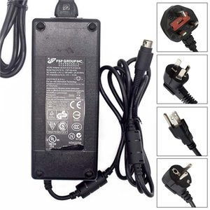 Used FSP FSP150-AHA 12V 12.5A 150W Switching Power Supply AC Adapter 4 pin