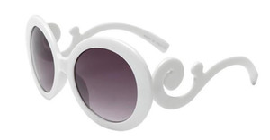 Итальянский Милан дизайн бренда 99901 солнцезащитные очки женщины благоприятный облако ноги МОДА СТИЛЬ круглый солнцезащитные очки пптю очки прохладный очки