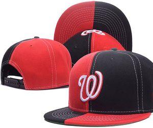 Album offerto al 100% di alta qualità 2019 Washington più recenti Nationals Hat Snapbacks Berretti da baseball regolabili hip hop Cappelli di moda Snap indietro 02