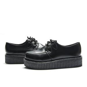 Fujin Marke Herbst Creepers Schuhe plus