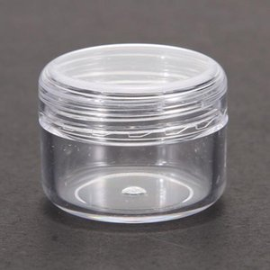 50 Pieces Set 3g 5g Portable Mini Empty Bottle Cosmetics Refillable Bottle Power Cream Liquid Container Makeup Tool