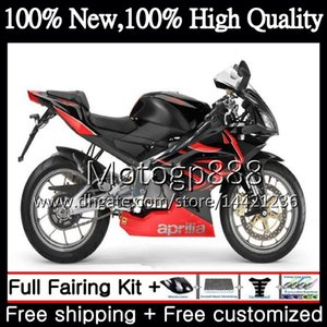 Injection pour Aprilia RS4 RS125 12 13 14 15 16 RS-125 Action rouge 1PG5 RSV125 RS125RR RS 125 2012 2013 2014 2015 2016 Blk Carrosserie Carrosserie