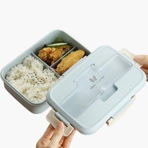 Gıda Öğrenci Plastik Box Mühürlü Lunch Box Gıda Konteyner Bento Box Isıtmalı Lunchbox Çocuk Lunchbox Atıştırmalık