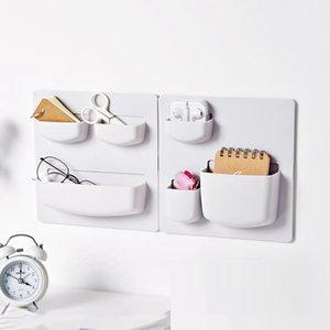 Drei-Schicht Wand- Storage Rack für Küche Badezimmer Wandregal Organizer HoldersHome Speicherorganisation Hot