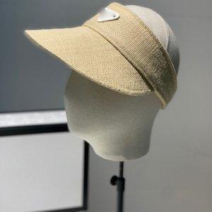 Women's empty top visor designer scarf bucket hat hats baseball cap women luxury designer scarves silk head scarf 2020 new