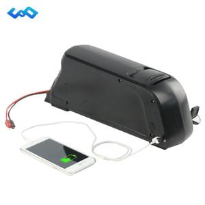 Yunus 48 V 11.6Ah Aşağı Tüp E-Bike Pil Samsung 48 V Li iyon Pil için 1000 W Elektrikli Bisiklet 8FUN Motor Kiti
