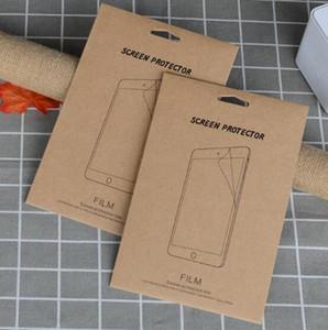소매 상자 포장 ipad air2 5 6 234에 대한 강화 유리 화면 보호기에 대한 종이 포장 상자 가방 미니 새로운 ipad 2017 로고