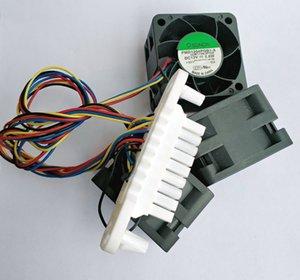 PMD1204PQB1-A 4028 12V 2.6W B1149-2FGN 800-34175-01 4Wire 냉각 팬 3 개 세트