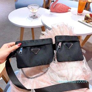 Ts Logo Metal Waistband Fashion Mens Womens High Quality Designer Valuity Handbags Chaster Bag 2 c04