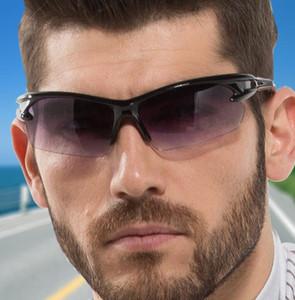 Outdoor Esporte Ciclismo Bicicleta da equitação óculos de sol Óculos Goggle Night Vision Goggles Óculos Sports Sun Glasses KKA1980