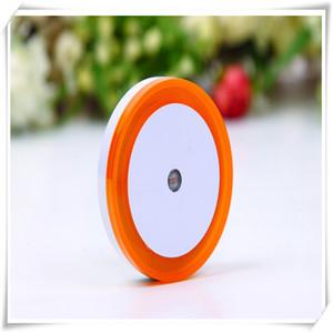 Sensor de control de luz inteligente Luz de noche LED Luces de anillo para niños Habitación de bebé Mesita de noche Elegante Ambos prácticos